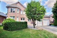 4+1 Bdrm Executive Home in Stouffville on Premium 65 Foot Lot