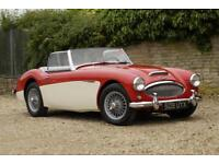 Austin Healey 3000 MkII BT7 Tri-Carb