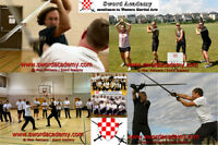 Courses: Longsword - Staff - Sword - Rapier by SwordAcademy.com