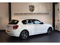 2013 13 BMW 1 SERIES 2.0 120D SPORT 5DR 181 BHP DIESEL