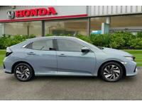 2019 Honda Civic 1.6 i-DTEC (120ps) SE (s/s) 5-Door Hatchback Diesel Manual