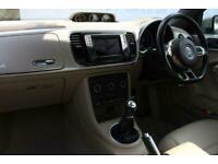 2016 Volkswagen Beetle 1.4 TSI 150 Sport 2dr Convertible Petrol Manual