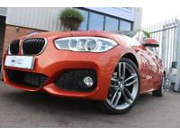2015 15 BMW 1 SERIES 1.5 116D M SPORT 5D-1 OWNER-ALCANTARA TRIM-COMFORT PACK-18