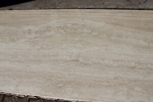 Matching stone coffee table and end table London Ontario image 9