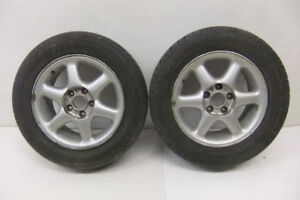 2 Tire's with Rim's