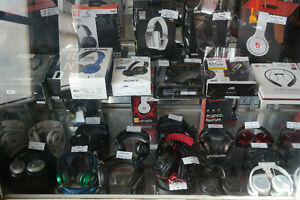 Headphones, headphones, headphones