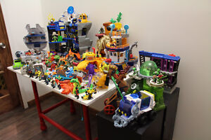Collections d'Imaginext