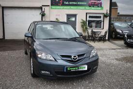 Mazda Mazda3 1.6 Takara 5DOOR 2009MY SILVER+STUNNING