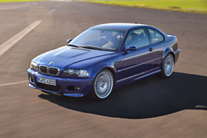 Recherche: BMW M3 E46 Coupé 2000-2006 Looking for