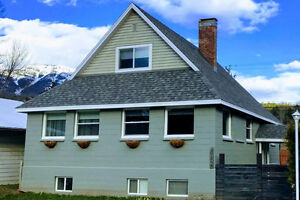 Downtown Fernie Home for Sale