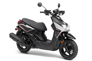 YAMAHA BWS125 ***LET'S HAVE A SNOW SALE!***