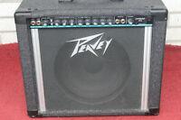 PEAVEY EXPRESS 112 GUITAR AMP 65 WATTS MADE IN U.S.A