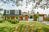 SUNDAY OPEN HOUSE: 2-4 --- Elegant Home in South End of Guelph