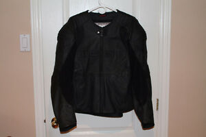 Icon Overlord Prime Leather jacket