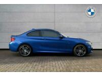 2020 BMW 2 Series 218i M Sport Coupe Coupe Petrol Manual