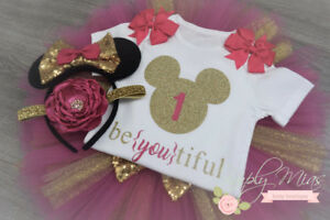 Smash Cake Outfits/ Birthday Outfits/  Tutus/ Personalized Tees