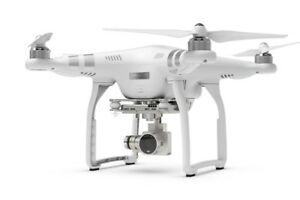 DJI PHANTOM 3 ADVANCED DRONE WITH 4K 1080P HD CAMERA GPS FPV QUA
