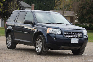 2008 Land Rover LR2 HSE NAVIGATION / PANORAMIC / LEATHER