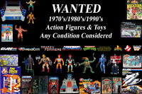OLD TOYS 1990s & Older - ANY CONDITION - ANY AMOUNT - CASH PAID