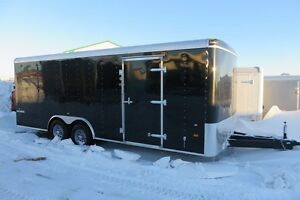 2017 Enclosed/Cargo Trailer Canadain Hauler - 8.5 x 20 FALCON XC