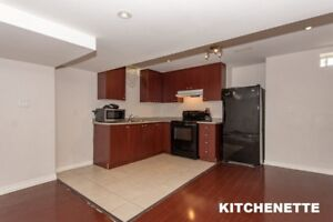BRAMPTON BASEMENT 2+1 ROOMS - $1750