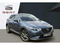 2018 Mazda CX-3 2.0 SKYACTIV-G Sport Nav AWD Hatchback Petrol Manual