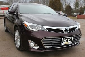 2013 Toyota Avalon LIMITED *BACK UP CAMERA, SUNROOF, NAV*