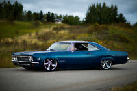 "1966 Chevrolet Impala Restomod. Air Suspension, 22"" Wheels!!!!"