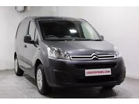 2016 Citroen Berlingo L1 625 ENTERPRISE 75 Diesel grey Manual