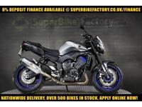 2013 13 YAMAHA FZ8 800CC 0% DEPOSIT FINANCE AVAILABLE