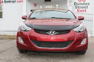2012 Hyundai Elantra GLS Sunroof Heated seats Alloy wheels