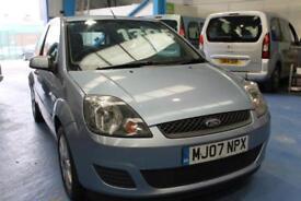 Ford Fiesta 1.4 2007.25MY Silver