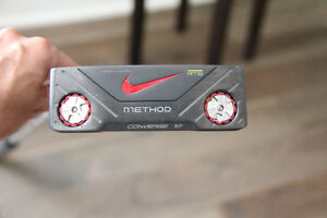 putter Nike gaucher Converge - tige counter flex