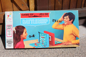 1971 Battleship game MB