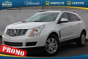 Cadillac SRX FWD 4dr Leather Collection 2013