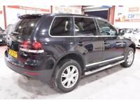 2007 57 VOLKSWAGEN TOUAREG 2.5 SE DPF 5D AUTO 172 BHP DIESEL