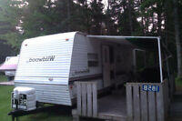 Pine Cone campground  camping sussex  new brunswick rental