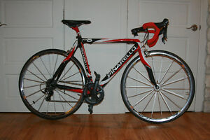 High-end Pinarello with Ultegra/Dura Ace 11 speed