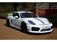 Porsche Cayman 3.8 Gt4 Coupe