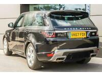 2017 Land Rover Range Rover Sport 2.0 P400e HSE 5dr Auto ESTATE Petrol/Plugin El
