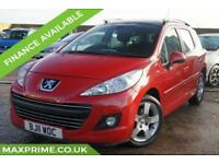 2011 PEUGEOT 207 SW 1.6 PETROL ESTATE SPORT 1 OWNER + MOT 2019 + JUST SERVICED