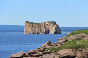 Roulotte à Louer Gaspésie '' Carleton sur Mer''