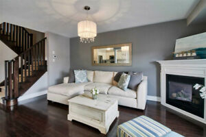 WELCOME HOME! GORGEOUS 3 BR HOME ON A DEEP LOT IN BOWMANVILLE!