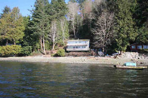 Keats Island House for sale:  4 bedroom 1,440 sq.ft.