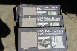 Light Grey Kitchen/Bathroom Floor Tiles Kitchener / Waterloo Kitchener Area image 1