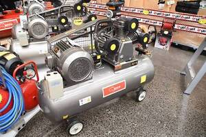 7.5HP INDUSTRIAL AIR COMPRESSOR 180L TANK STRONG - BRAND NEW Coburg Moreland Area Preview
