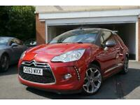 2013 Citroen DS3 DSport Convertible Petrol Manual