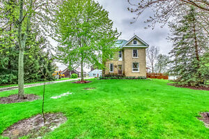 Just Listed: Hobby Farm between Grand Bend and Exeter