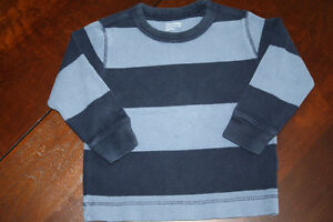 Baby GAP Long Sleeve Knit Shirt- 2T