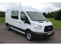 Ford Transit 2.2TDCi ( 100PS ) 350 L3H2 MESS/ Welfare, Crew Diesel Van
